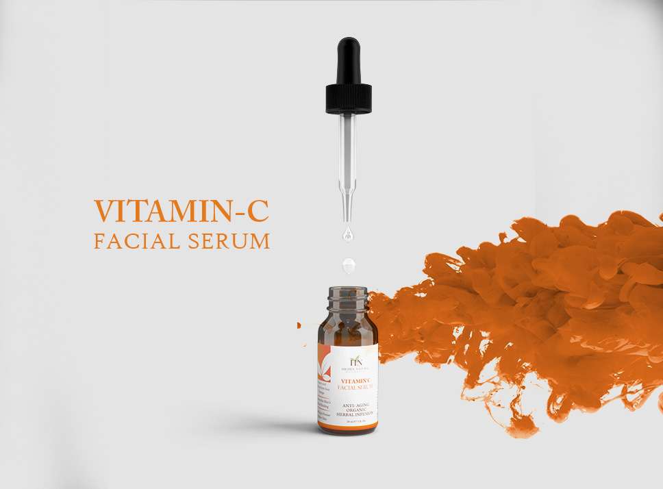3D facial serum by Edwin Silva