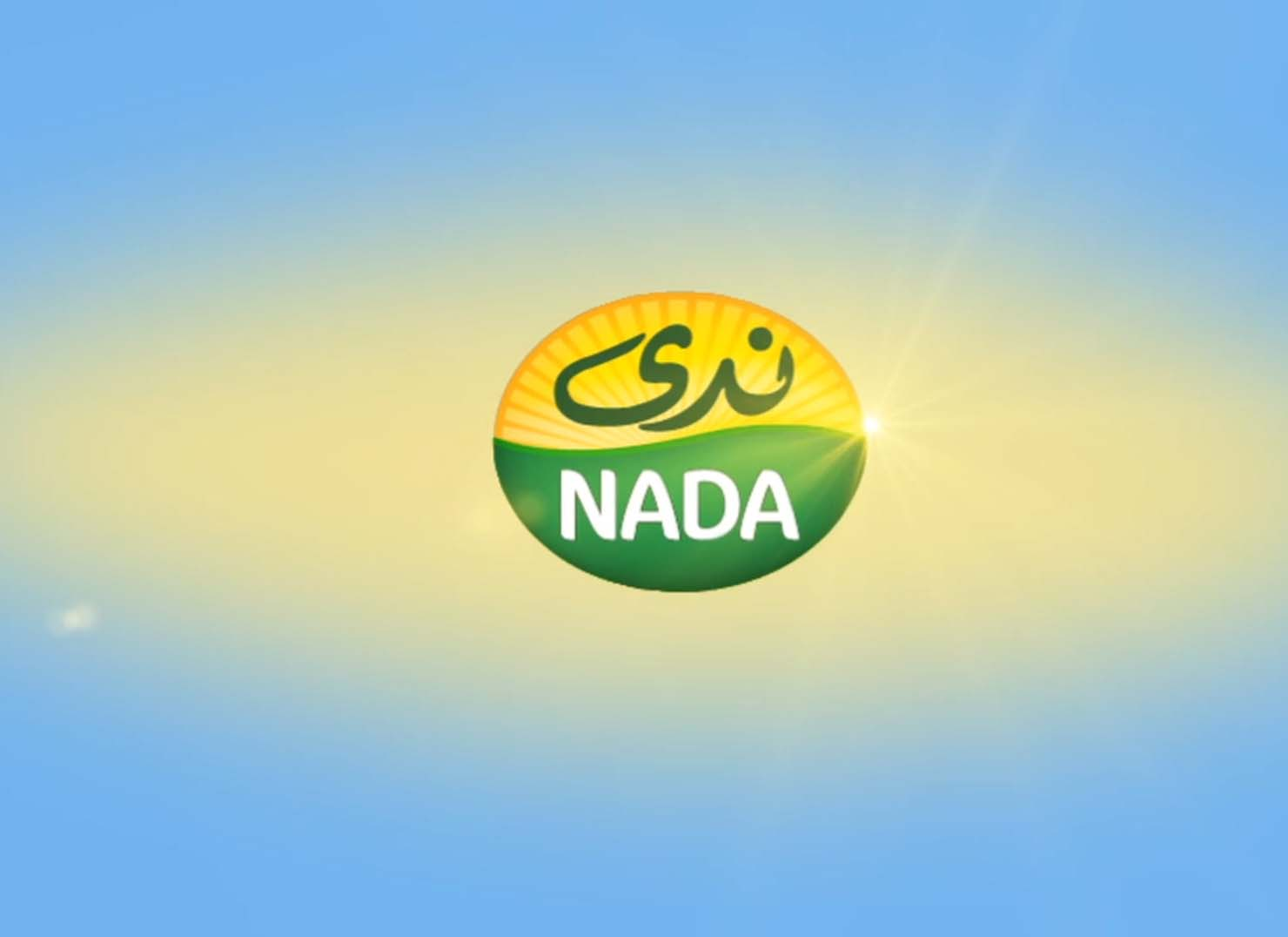 Nada logo animation by Edwin Silva