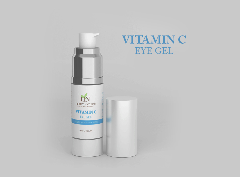 Vitamin C Eye gel by Edwin Silva